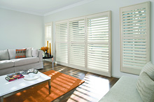 Luxaflex Timber Shutters